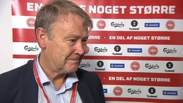 "Åge Hareide - ""It was what I expected"" 