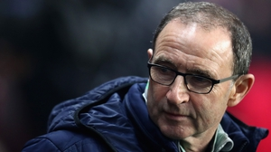 Martin O'Neill: 'I think the game is evenly poised for the second leg.'