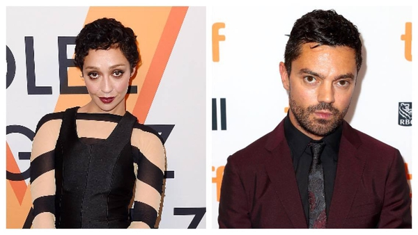"Ruth Negga: ""He's got my back and I've got his. Very much so.''"