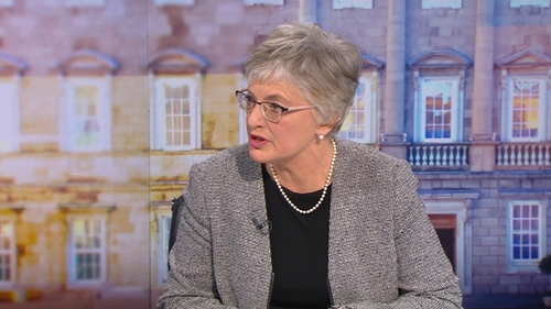 Katherine Zappone said she hopes the memo dealing with the issue comes forward this Tuesday