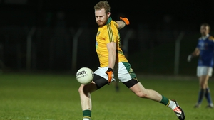 Sean Tobin scored the only goal of the game in the Leinster quarter-final
