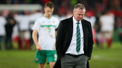 Wanted man Michael O'Neill moves a step closer to Scotland job