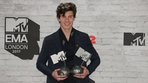 Shawn Mendes takes home three MTV Europe Music Awards