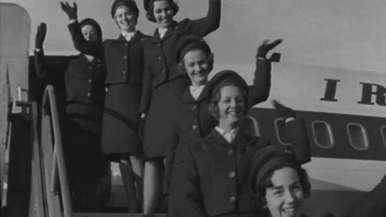 Aer Lingus Uniforms (1962)