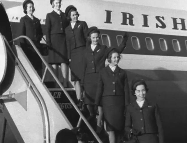 Aer Lingus Uniforms (1962)