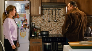 Corrie's Gina doesn't expect Dev to stand by her