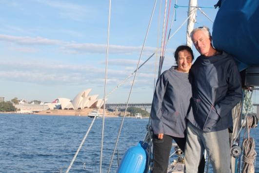 Around the World on a Yacht (Part 3)