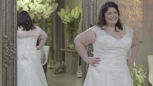 Sligo bride celebrates first Say Yes to the Dress Ireland wedding