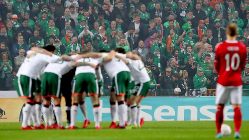 It's a winner-takes-all scenario at the Aviva tonight as Ireland face Denmark with a place at the World Cup on offer
