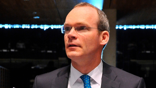 Coveney: Good progress made on Brexit issue