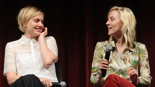 Greta Gerwig says Lady Bird's warm reception is