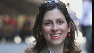 Nazanin Zaghari-Ratcliffe was convicted of plotting to overthrow Iran's clerical establishment