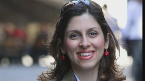 Iranian Zaghari-Ratcliffe freed from Tehran jail for 3 days: husband