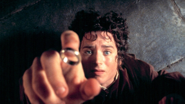 Elijah Wood starred in the Lord of the Rings film trilogy. Photo copyright: New Line Cinema