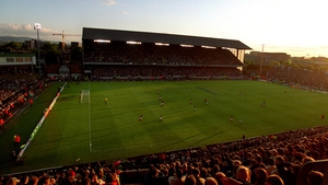 Ireland lost four competitve games at Lansdowne Road from 1986 until its demolition