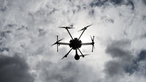 Honduras have accused Australia of spying on their training sessions... with a drone