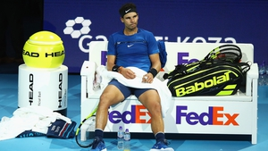Nadal will take a break
