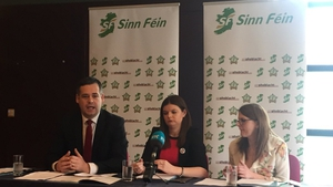 Pearse Doherty has said the party's Ard Fheis would take a vote on whether TDs and senators would get a free vote on the issue of abortion