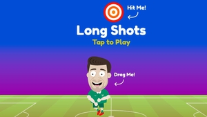 Take on our fun heading challenge with Shane Long