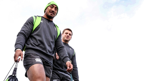 Aki and Stander are two of the most high-profile players to represent Ireland through the residency rule