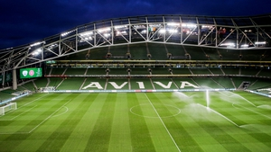 The Aviva Stadium will host four Euro 2020 games