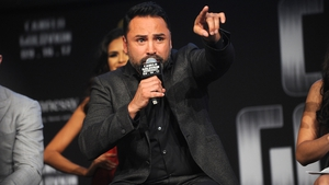 Oscar De La Hoya retired following defeat to Manny Pacquiao in 2008