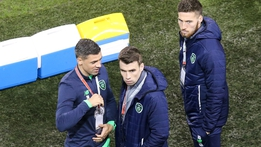Did the loss of Coleman and Walters impact the score? | European Qualifiers