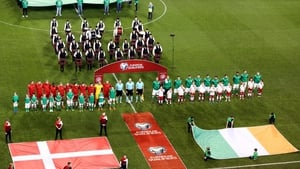 Ireland's last game in the qualifying campaign will be at the Aviva against Denmark