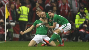 Shane Duffy looks set to start against Georgia