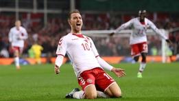 "Eriksen: ""Ireland let us play a bit more, which we did"" | European Qualifiers"