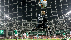 Darren Randolph admits Ireland didn't recover from the two first half goals they conceded