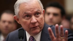 Jeff Sessions changed his statement about the Trump campaign and Russia