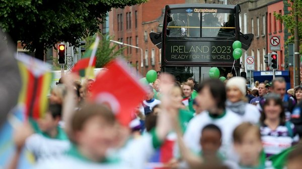 Hopes have faded, but Ireland will find out for sure if they are hosting the 2023 Rugby World Cup