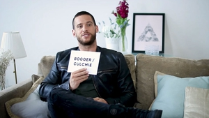 Fair Play! Home and Away star Dan Ewing gives the RTÉ Player's Irish slang game a go