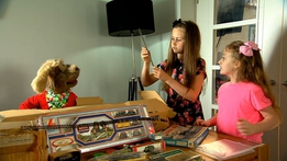 Train Set | The One Where Kids Play