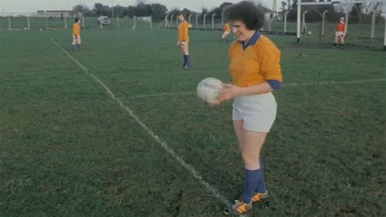 GAA Football Nun