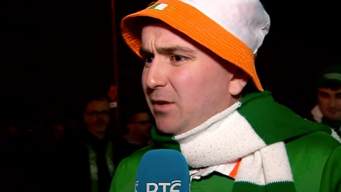 'Atrocious' - Irish fans after dismal defeat | European Qualifiers