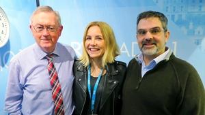 Taragh andHarvey speak to Sean O'Rourke on RTÉ Radio 1