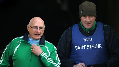 Back together again: Whelan and Girloy