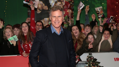 Will Ferrell to work on Eurovision movie