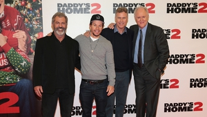 The Daddy's Home 2 cast landed in Dublin this week