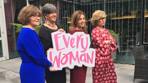 The 'Every Woman' campaign aims to focus on women's health needs