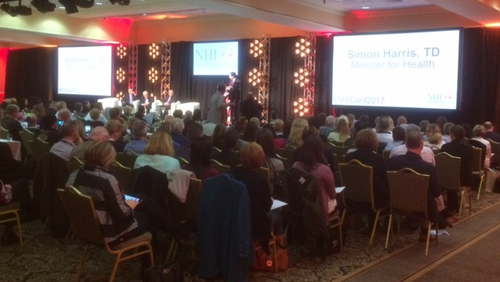 Nursing Homes Ireland is holding its annual conference