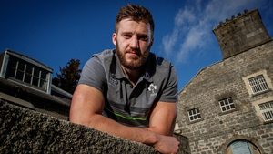 Stuart McCloskey will win his second Ireland cap, 19 months after his debut in Twickenham