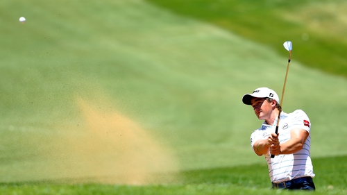 Dunne carded an opening round of five-under-par in Dubai