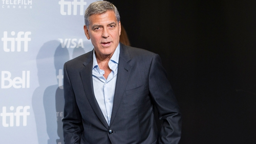 George Clooney is highest paid actor in world