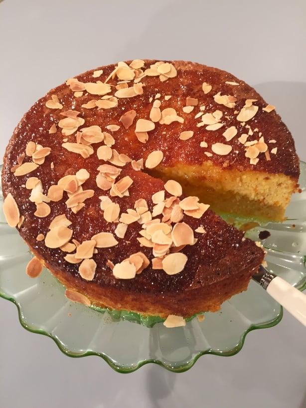 Rachel Allen's Clementine and Almond Cake