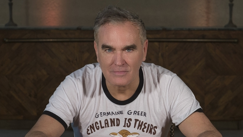 Morrissey: Timpani, timpani, they've all got it timpani