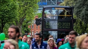 Ireland went all out in their bid to host the 2023 Rugby World Cup
