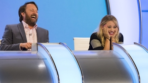 David Mitchell and Kimberly Wyatt on Would I Lie to You?